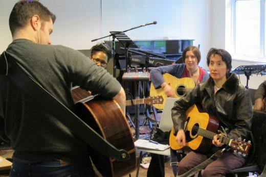 Worship Guitar Training