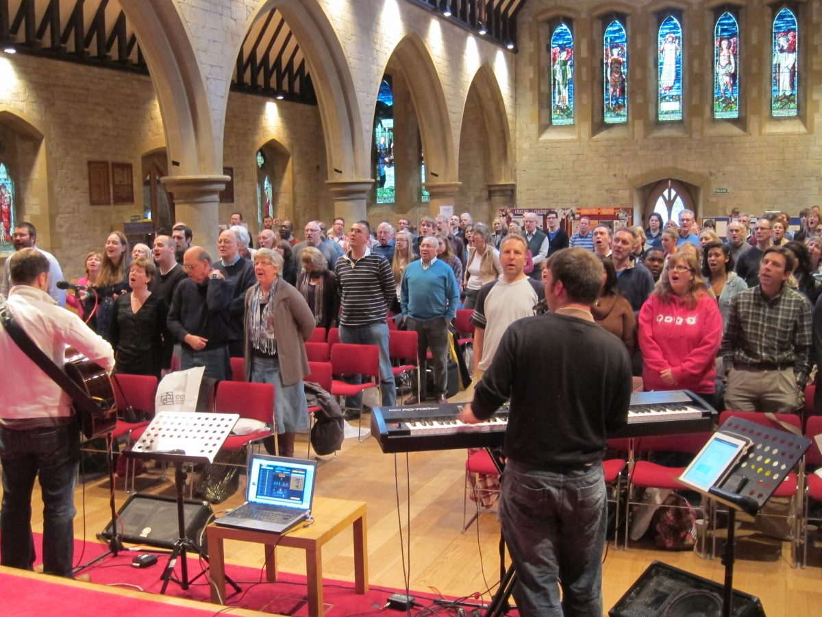 Training days for the whole worship team – Surrey & Notts UK – Just £10 per person