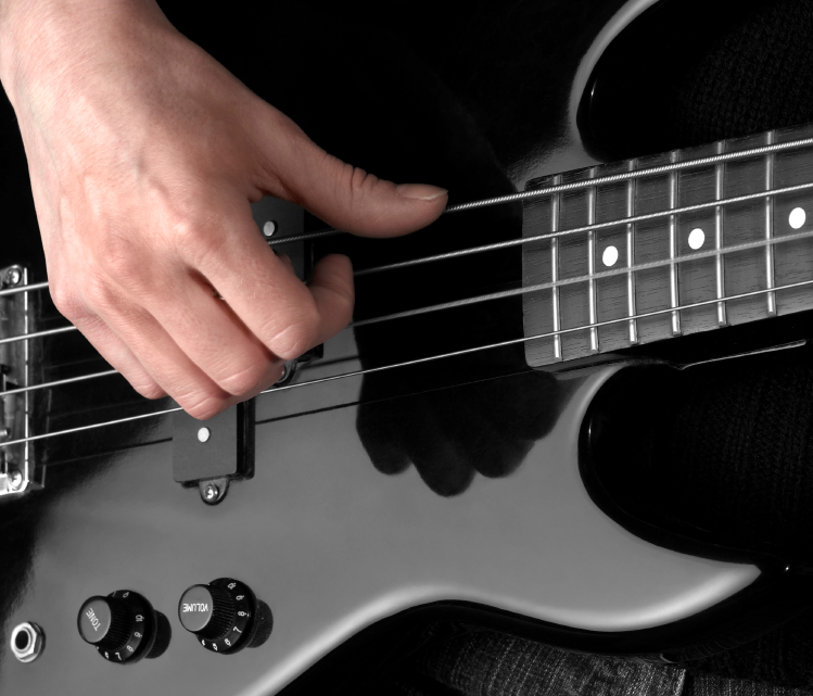 Transferring from guitar to bass