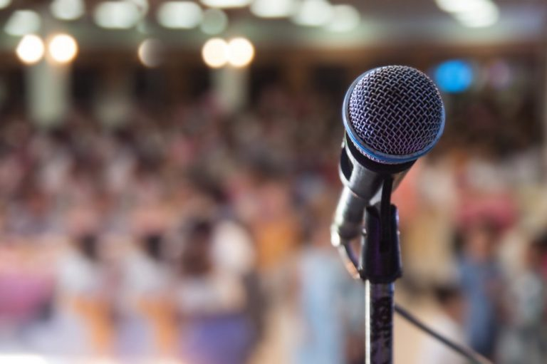 Why you need to use a microphone in church