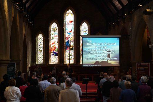 worship leading style