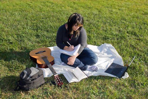 Preparing a worship set list