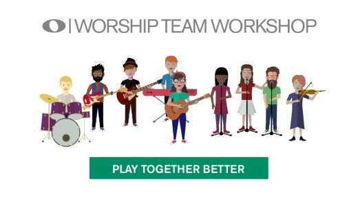 DIY Worship Team Workshops (and Band Skills course): Half Price Offer