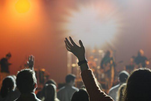 Redefining worship music