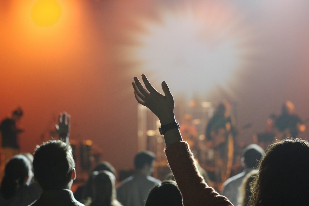 Re-defining worship so it equals more than music