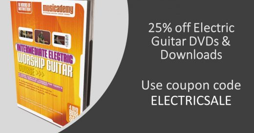 Electric-guitar-course-sale
