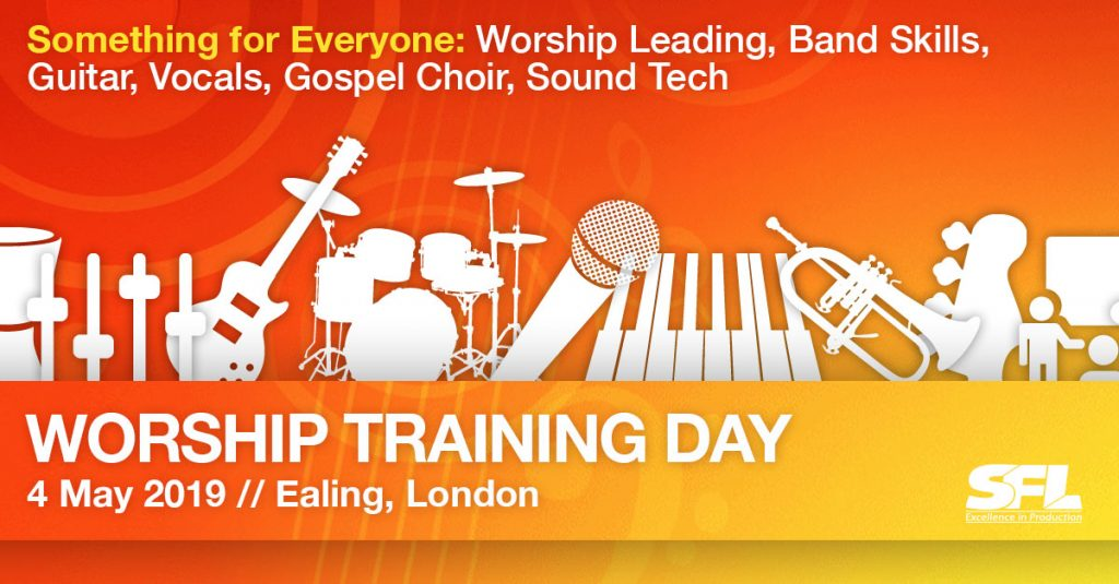 Worship Training Day London