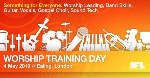 Worship training Day London