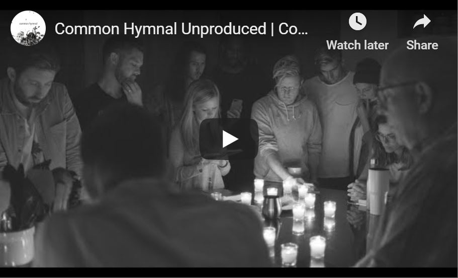 New song from Common Hymnal: Communion by Matt McCauley