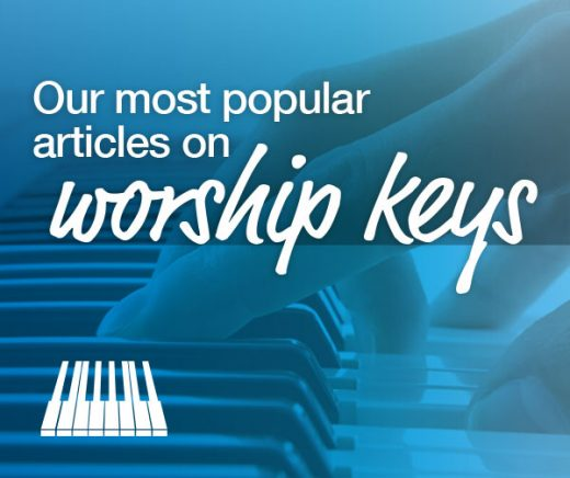 Popular Worship Keys