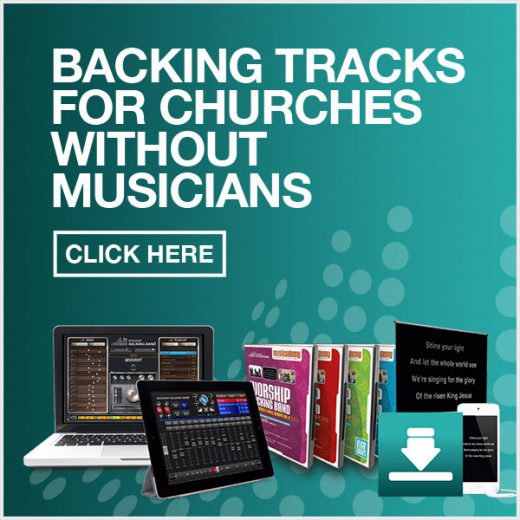 Backing Tracks for Churches
