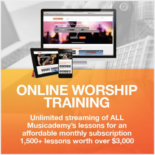 Online Worship Training