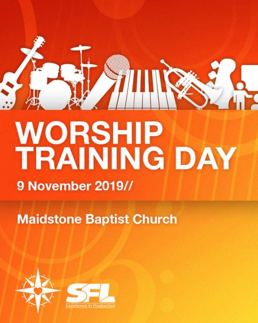 Worship Training Day 2019