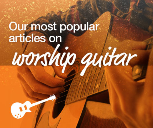 Worship Guitar Resources
