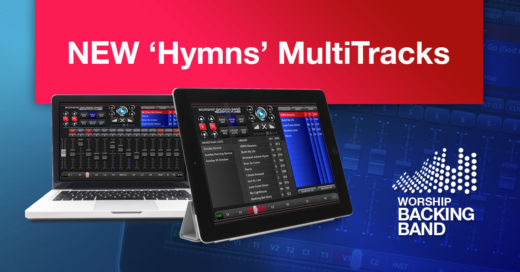 Hymns! 8 new MultiTracks from David Woodman