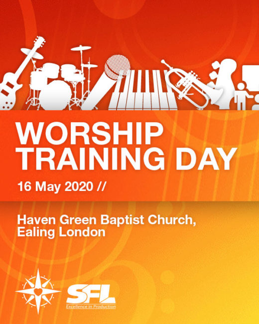 Worship Training Day London 2020