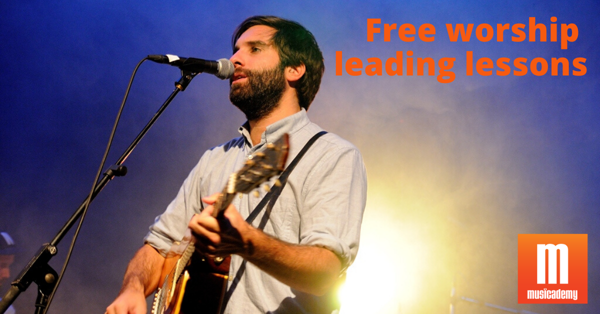 Free online worship team and worship leader training