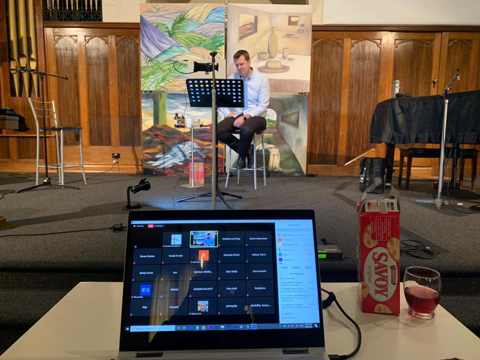 Livestreaming church